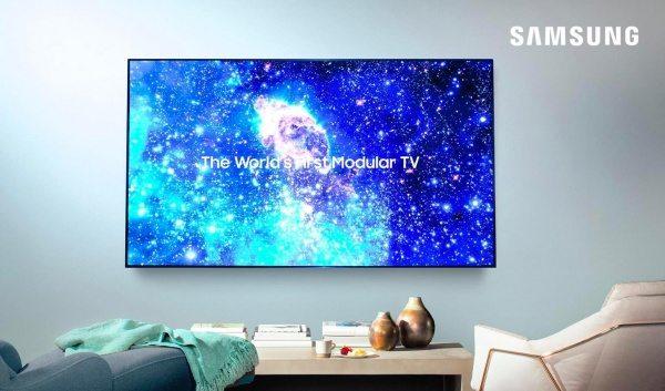 samsung 1 - TVs MicroLED da Samsung serão lançadas no segundo trimestre