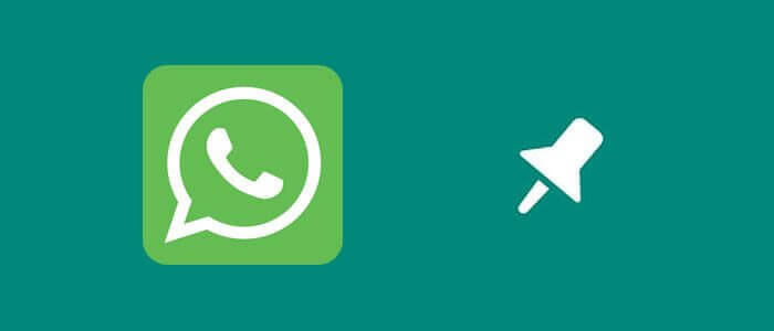 whatsapp pin feature - Whatsapp: 10 recursos especiais do app que você não conhecia