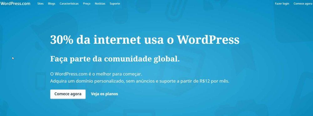 wordpress - WordPress ou Wix? Saiba qual o melhor pra você
