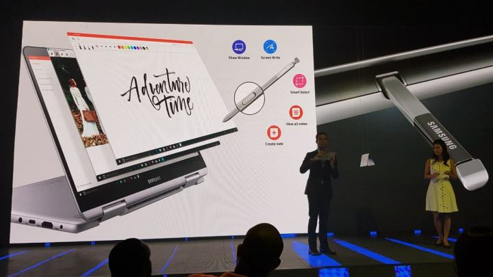 S51 Pen 720x405 - Notebook Launch 2018: confira as novidades da Samsung em notebooks