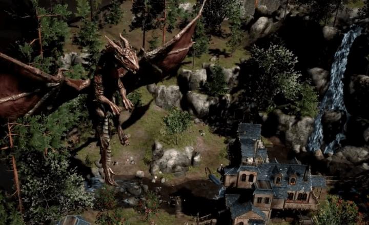 Screenshot 3 720x439 - Augmented Reality & Dragons: conheça a realidade aumentada para RPG