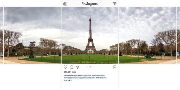 swipeable  720x360 - Confira alguns apps essenciais para usar no Instagram