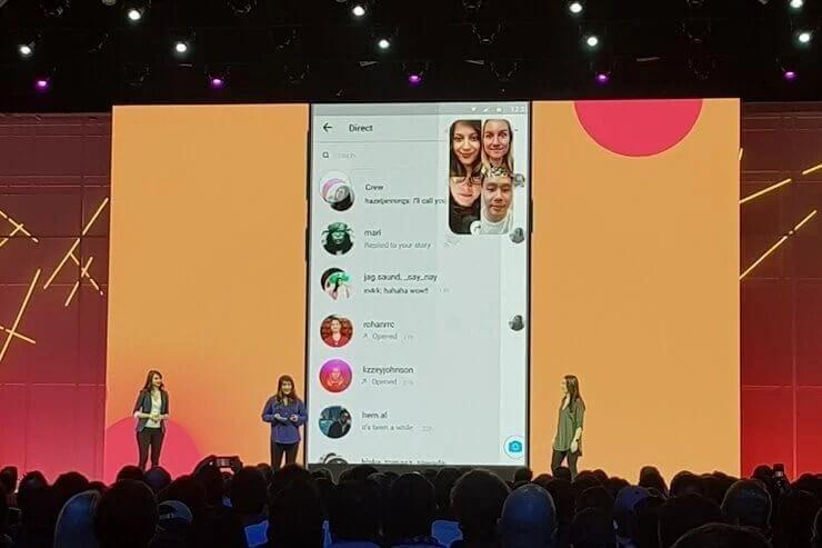 Chamadas de vídeo em grupo chegarão ao WhatsApp e Instagram 4