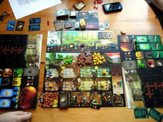 Tabletop Tutorials  what Video Games should have learned from Board     The primary things that video games have slowly learned from board games is  that humans are much more interesting than anything anyone can program