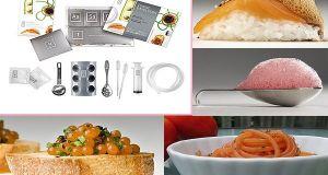 Kit de cocina molecular R-Evolution