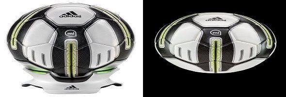 Balón de fútbol inteligente Adidas