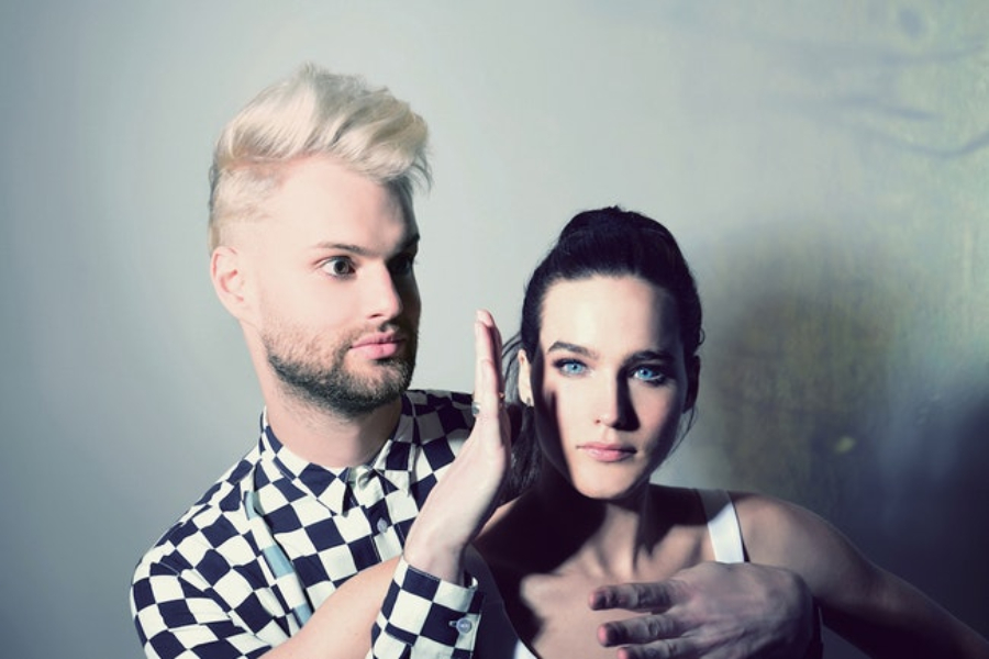 Sofi Tukker. Austin City Limits