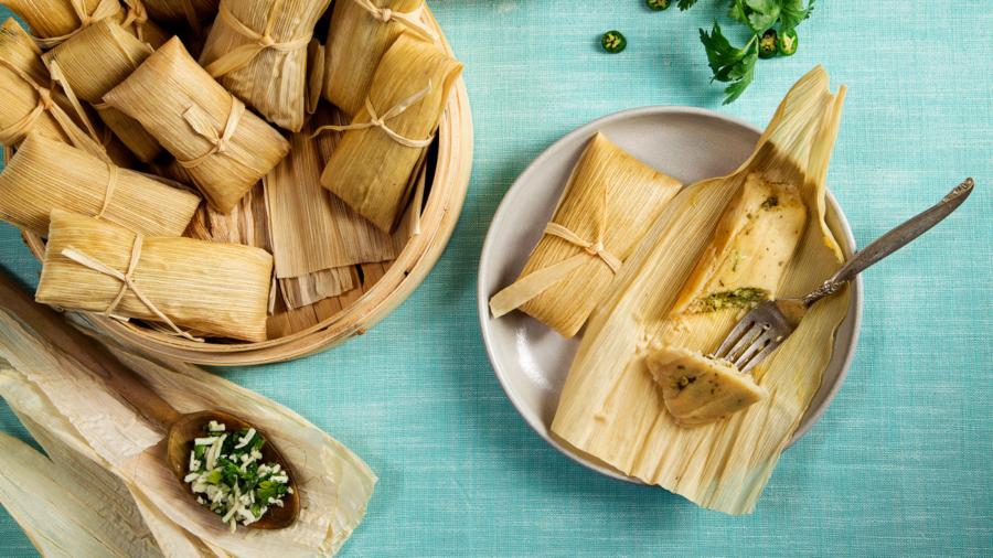 Tamales Veggie