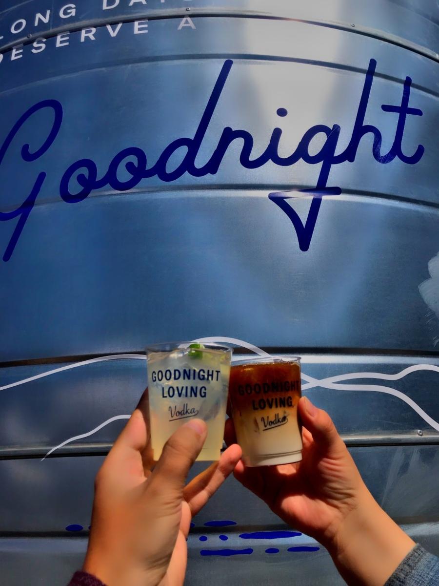 Goodnight Loving Vodka