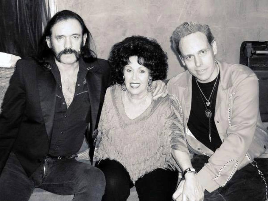 Lemmy, Danny & Wanda Jackson