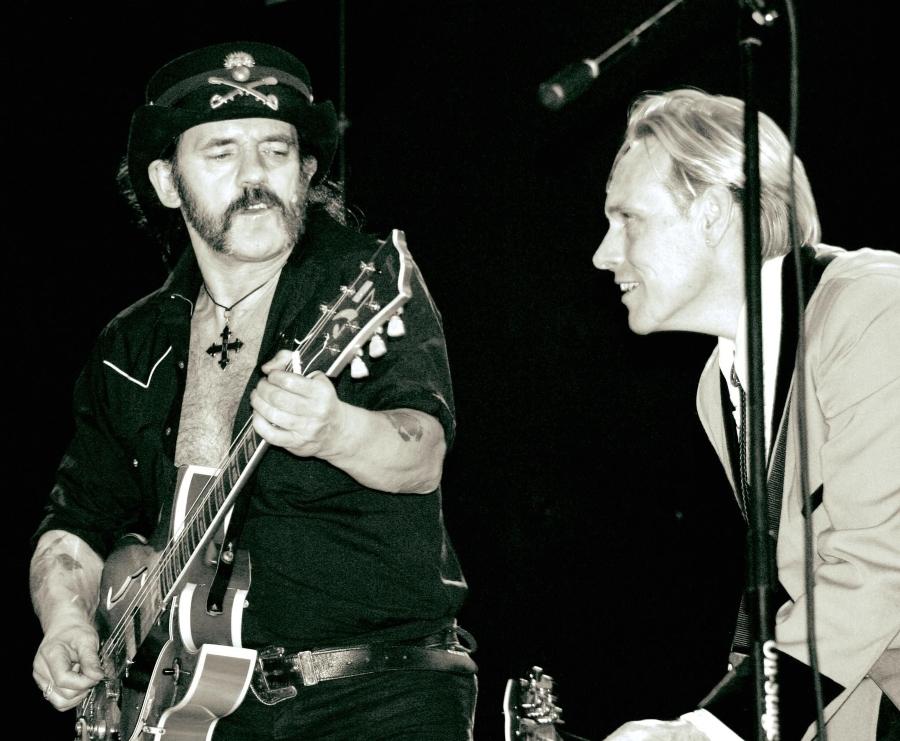 Danny & Lemmy