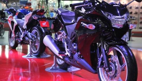 cbr - Vendas de motocicletas sobem 13% no mês de maio