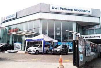 Dealer Mobil Suzuki Serang