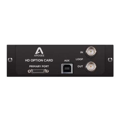 Apogee HD Option Card