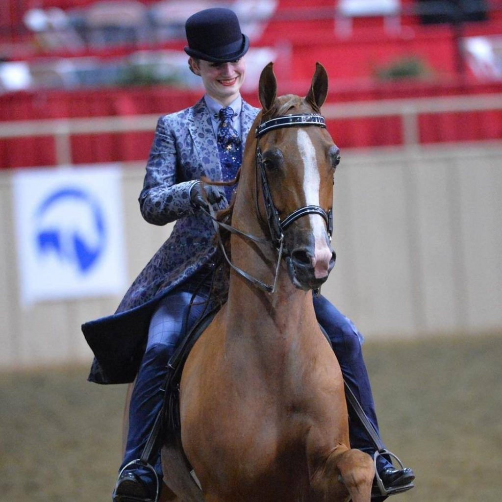 Kiira and Voulez Vu at the 2015 US Nationals