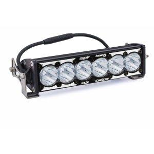 10 Inch Full Laser Light Bar OnX6 Baja Designs