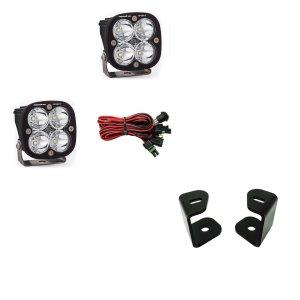 Ram 2500/3500 19-On A-Pillar Kit Sports Spot Baja Designs