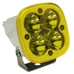 LED Light Pod Spot Pattern Clear Amber White Squadron Sport Baja Designs