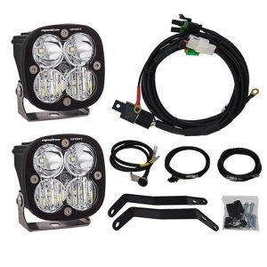 BMW G650X LED Light Kit 04-12 Squadron Sport Sportsmen Baja Designs
