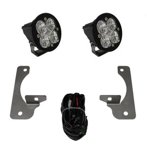 Jeep JK LED Light Kit 13-16 JK Rubicon X/10th Anne/Hard Rock Squadron-R Pro Baja Designs