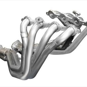 Long Tube Headers 1.75 Inch x 3.0 Inch Catless Extreme Plus Sound Level 01-2003 Chevy Corvette C5 5.7L V8 Stainless Steel Corsa Performance