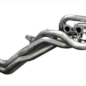 Long Tube Headers w/Connection Pipes 1.875 Inch x 3.0 Inch Catless Xtreme Plus Sound Level 11-14 Ford Mustang GT 5.0L V8 Stainless Steel Corsa Performance