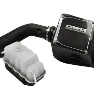 Closed Box Air Intake with PowerCore Dry Filter 2011-2014 Ford F-150 5.0 Liter Corsa Performance