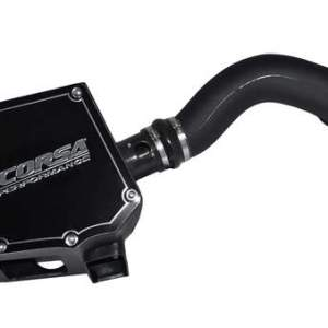 Closed Box Air Intake with PowerCore Dry Filter 2011-2013 GMC Sierra 2500 Corsa Performance