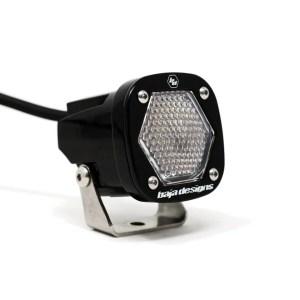 S1 Work/Scene LED Light with Mounting Bracket Single Baja Designs