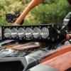 Can-Am Maverick X3 OnX6 Shock Mount Kit Baja Designs