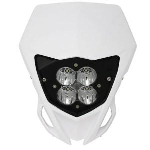 XL80 Yamaha YZ250FX YZ450FX (16-18) w/Headlight Shell Baja Designs