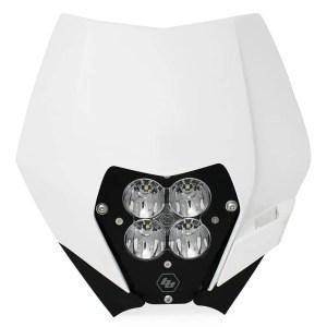 XL80 LED KTM 2008-2013 w/Headlight Shell Baja Designs
