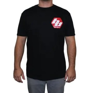 Baja Designs Black Men's T-Shirt Medium Baja Designs