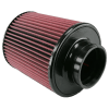 Air Filter for Competitor Intakes AFE XX-90026 Oiled Cotton Cleanable Red S&B