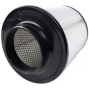 Air Filters for Competitors Intakes AFE XX-90028 Dry Extendable White S&B