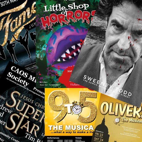 Shows You Must See This Summer in The Vale!