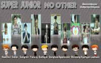 "Super Junior ""No Other "" [Pic and Cartoon]"