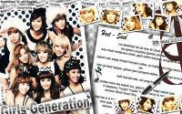 "SNSD the 3rd mini album : ""Hoot Lyric"""