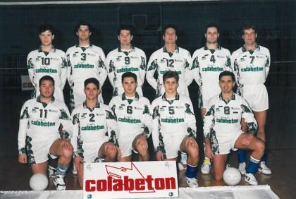Showy Boys Serie B1 Stagione sportiva 1991-1992