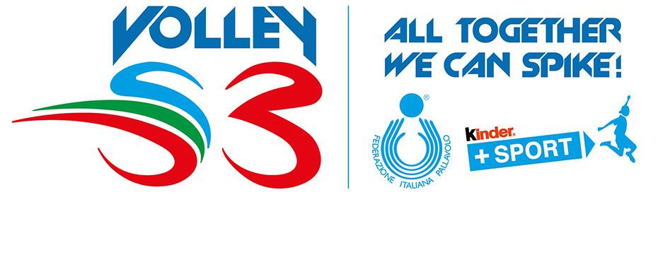 La Showy Boys promuove il progetto Volley S3