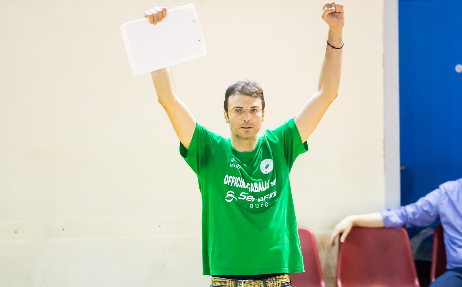 Gianluca Nuzzo alla guida del settore giovanile e prima squadra
