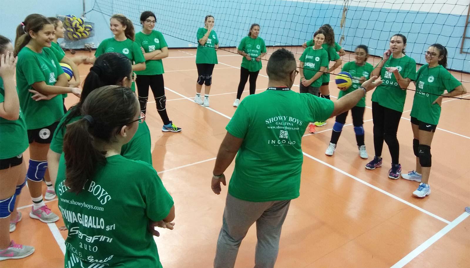 """Coach Rosato: """"Credo moltissimo nel progetto bianco-verde"""""""