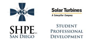 SHPE SD Student Development Solar Turbines