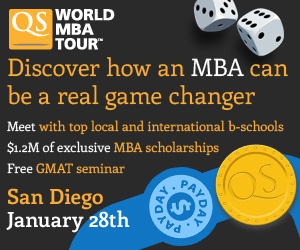 QS World MBA Tour 1-29-14