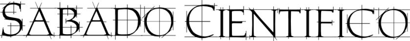Sabado Cientifico Wide Logo