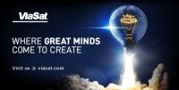 ViaSat Light bulb Launch Image