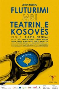 Fluturim mbi teatrin e Kosoves
