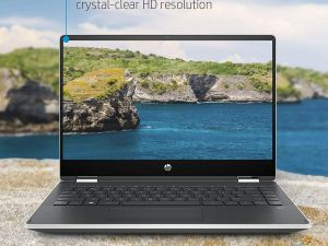 Hp Laptops i3 Price in India, With Hp Pavilion x360 Core i3 10th Generation 14″ HD in India Available Now