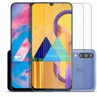 SupCares Premium Tempered Glass Screen Protectors for Samsung Galaxy M30S at Best Price