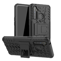 Mobirush Shockproof Kickstand for mobile back cover for Realme 5: Buy Mobile Cover Best Price for 2020